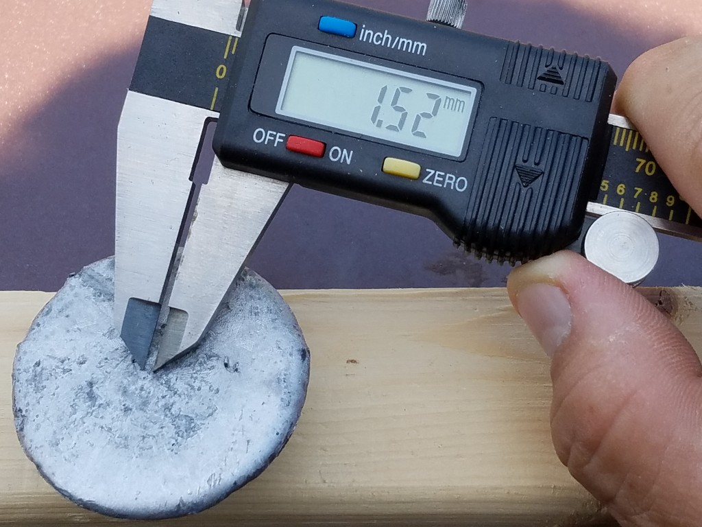 Drill Press Lead Bhn Hardness Tester The Preppers Voice